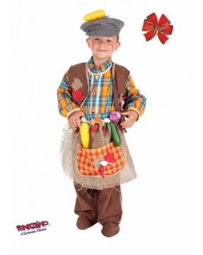 Осенние костюмы для мальчиков своими руками в садик